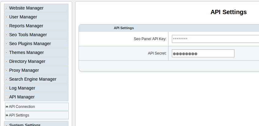 3  API — Seo Panel Docs 4 1 0 documentation